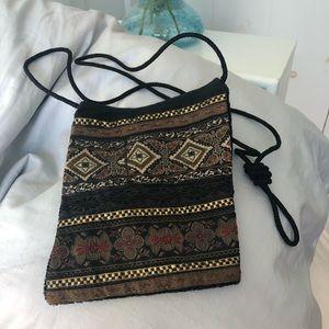 Fun little boho bag.
